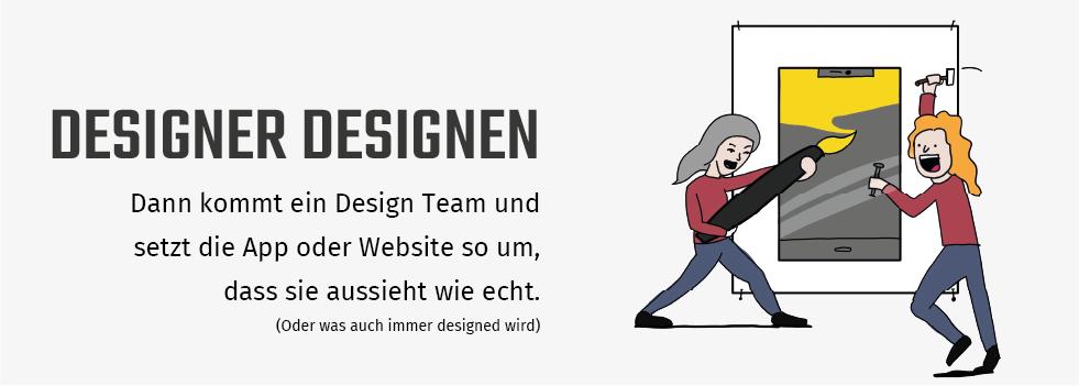 Design Sprints erklären sich über das Design - logisch!