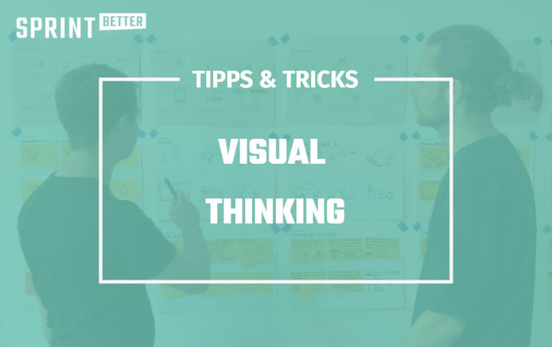Visual Thinking in Design Sprints